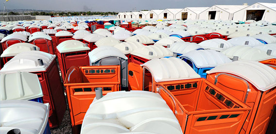 Champion Portable Toilets in Delano, CA